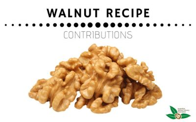 Sweet Spiced Walnuts